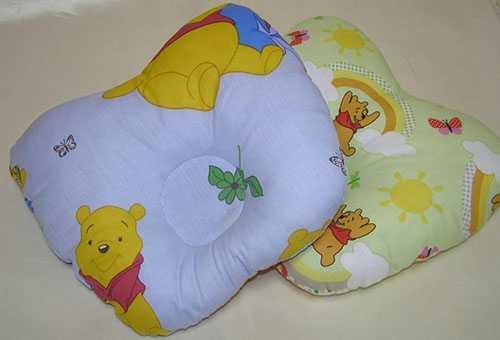 Ортопедические подушки для ребенка