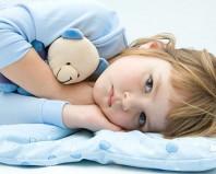 Ребенок беспокойно спит