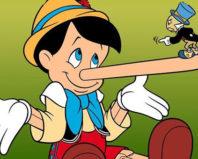 Врун Пиноккио и сверчок
