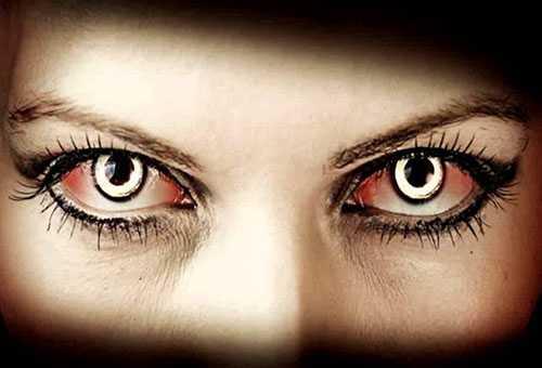 Глаза вампира