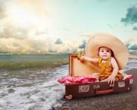 Что нужно ребенку на море