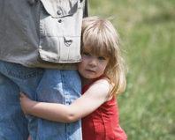Девочка не хочет идти в детский сад