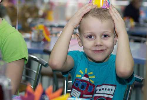 Ребенок после болезни