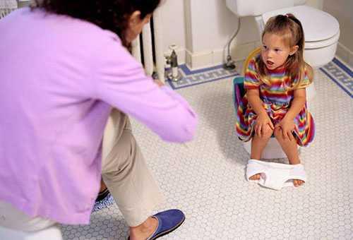 Проблемы с мочеиспусканием у ребенка