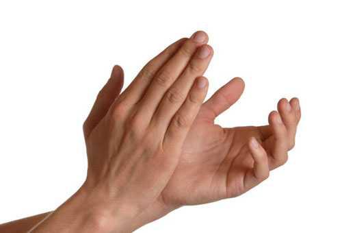 Тесты для определения ведущей руки