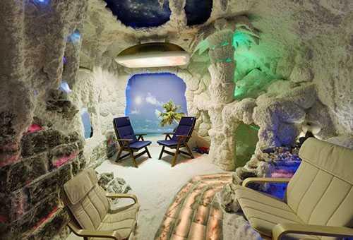 Солевая комната для детей