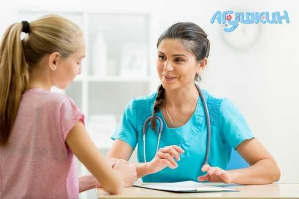 Консультация с врачом для планирования беременности