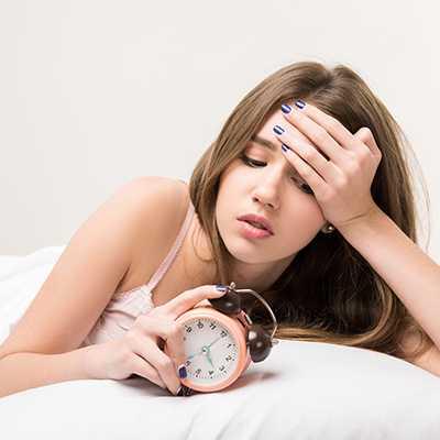 Нарушение сна у беременных