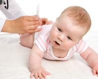 Прививки ребенку в три месяца