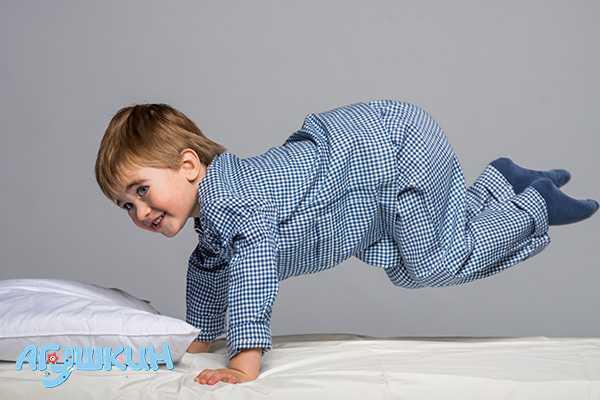 Ребенок не спит днем в 2-3 года