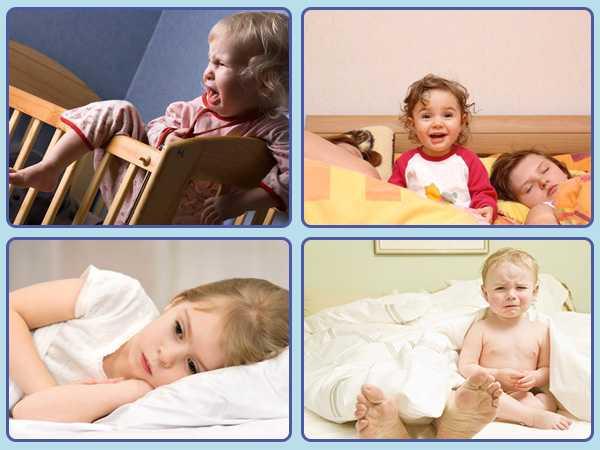 Физиологические нормы сна для детей 2-3 лет