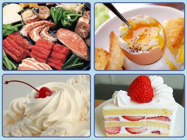 Список продуктов, которые с большой вероятностью вызывают пищевые отравления