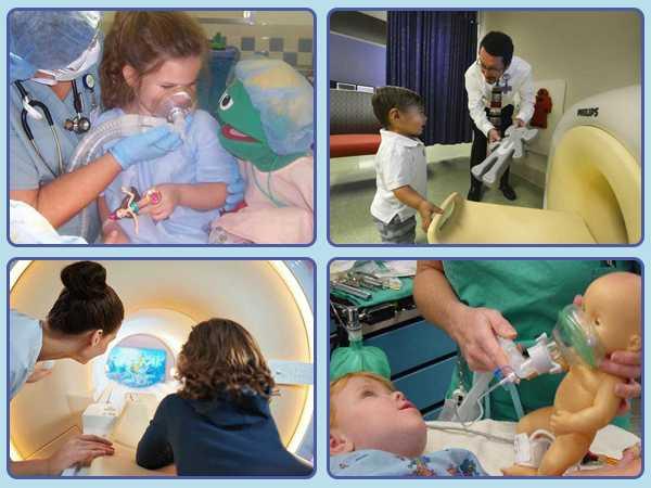 Что родители могут сделать для подготовки ребенка к анестезии?